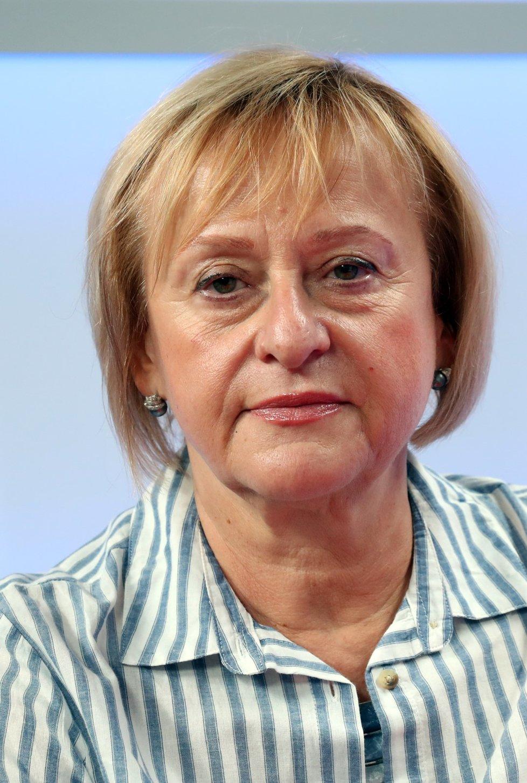 Primářka Hana Roháčová v Epicentru 27. 8. 2020