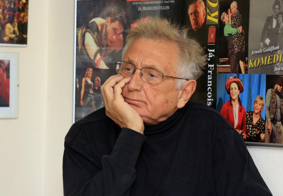 Zemřel režisér Jiří Menzel.