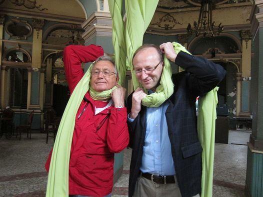 Jiří Menzel a Jiří Šitler