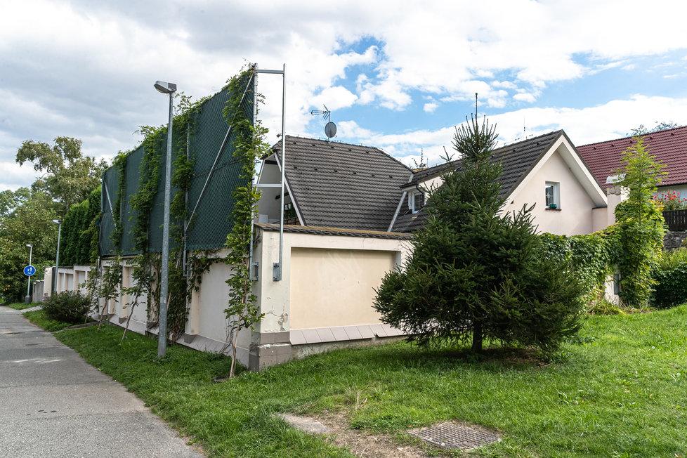 Nová vila Olgy Menzelové