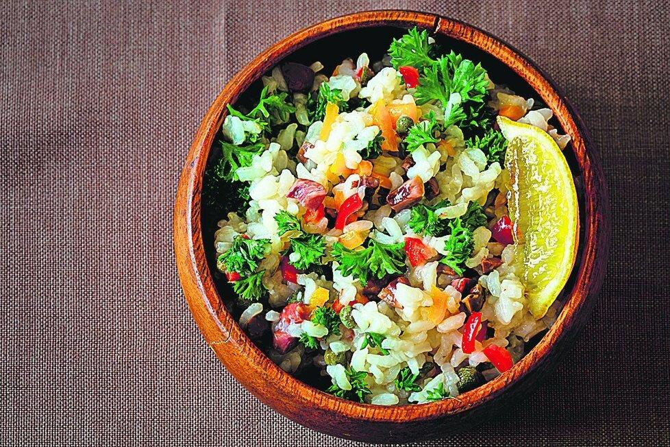 Zbyla vám uvařená rýže? Vyzkoušejte tyto recepty.