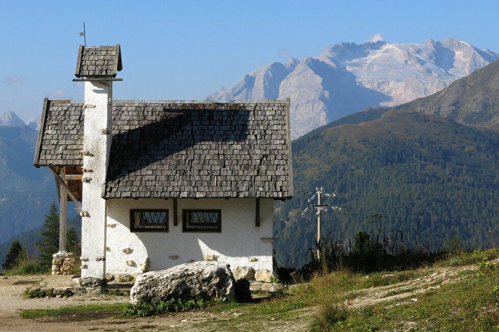 Marmolada je jediným ledovcem v Dolomitech. Podle vědců může zcela zmizet