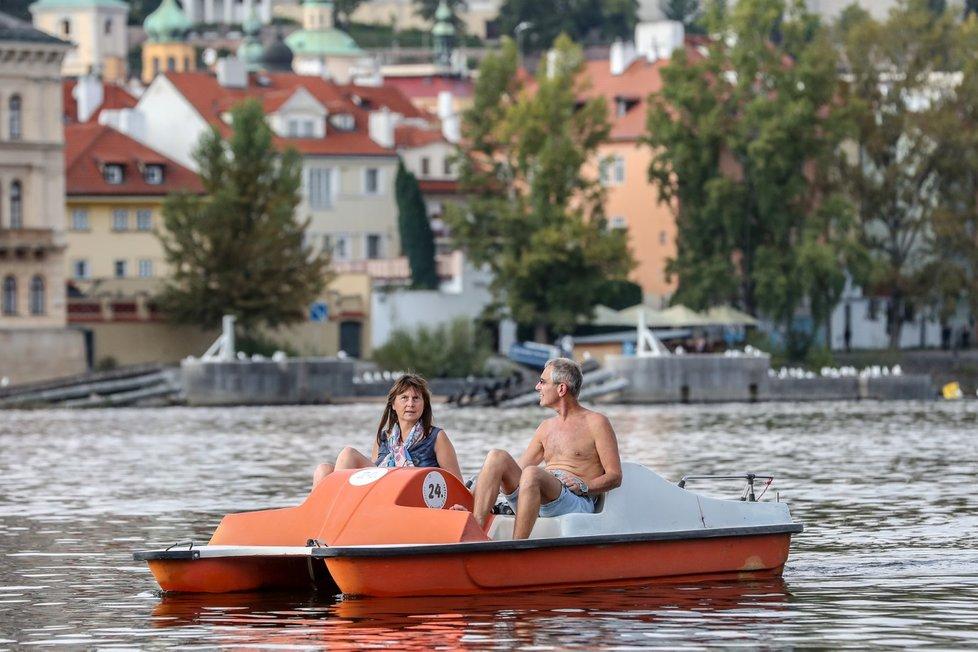 Babí léto v Česku (září 2020)