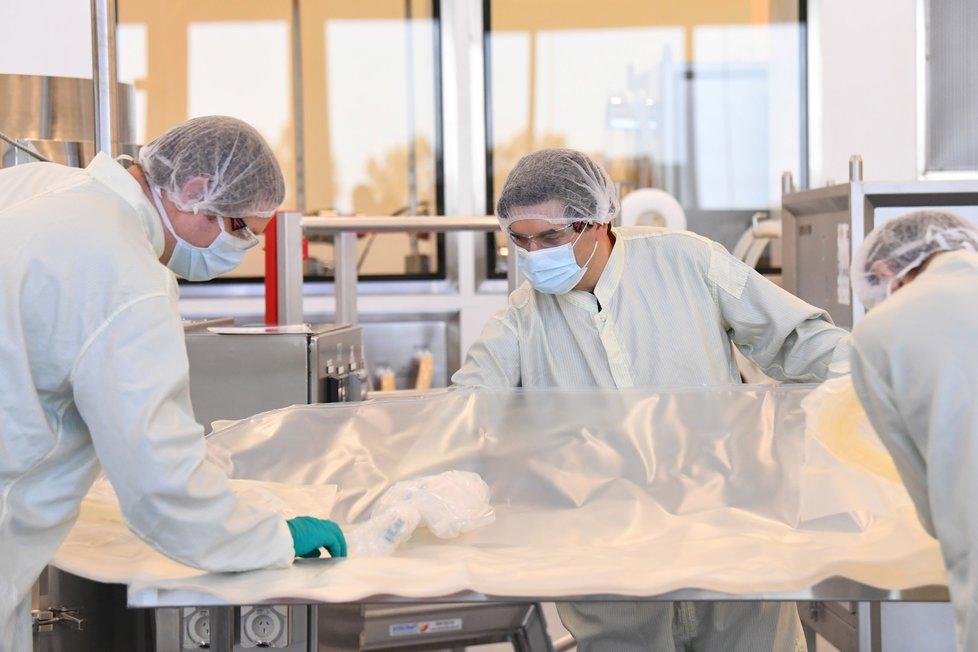 Na vývoji vakcíny pracují i vědci v Austrálii.