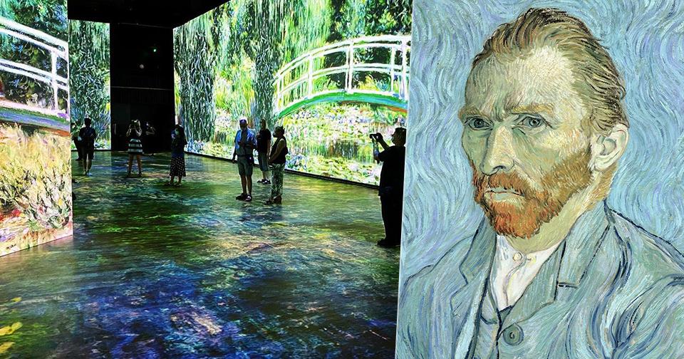 Bylo nebylo, Van Gogh, Monet, Renoir…
