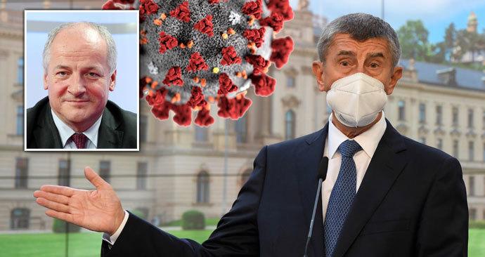 Premiér Andrej Babiš (za ANO) uvede do úřadu Romana Prymulu jako nového ministra zdravotnictví