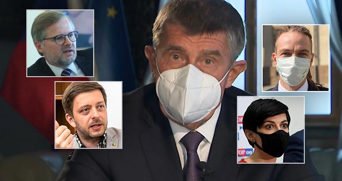 Opozice kritizuje Babišův projev.