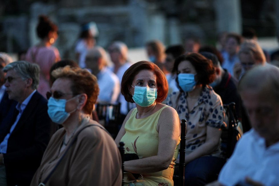 Koronavirus v Řecku