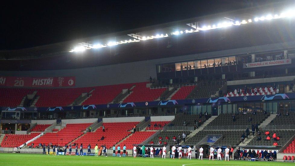 Evropské poháry se hrají bez diváků.