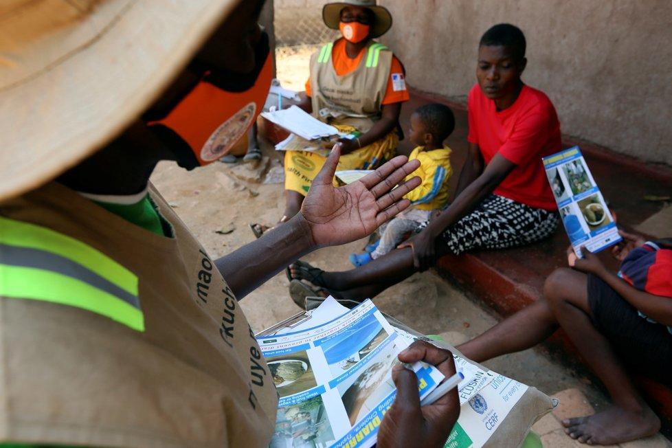 Koronavirus v Zimbabwe
