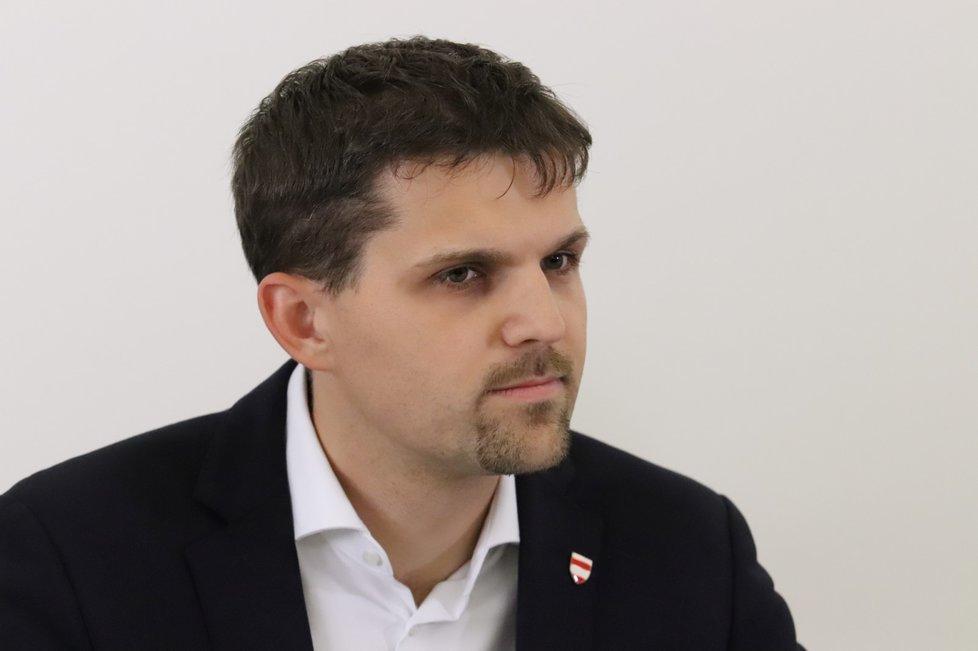 Náměstek brněnské primátorky Petr Hladík (KDU-ČSL)