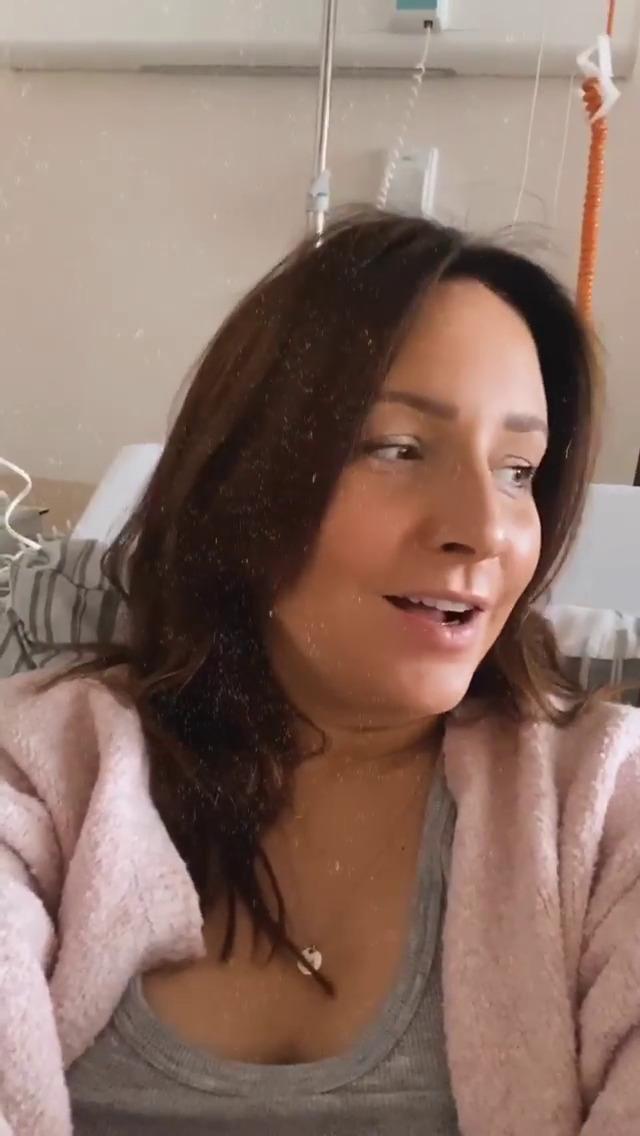 Veronika Arichteva se rozpovídala o porodu císařským řezem