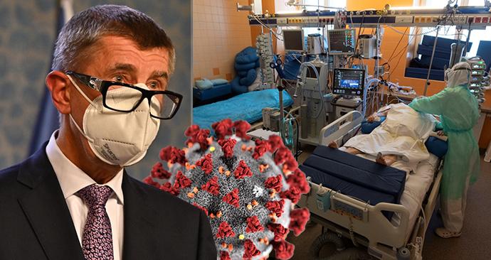 Nová lůžka pro pacienty s covidem-19 mimo nemocnice chce stát umístit již o víkendu