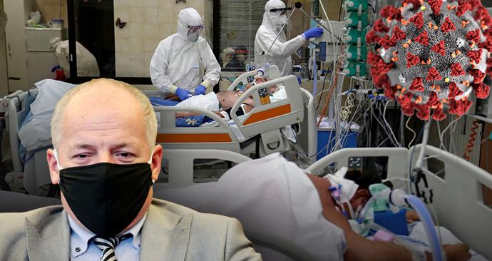 Prymula: Čeká Česko 14 kritických dnů? A jak zvládnou špitály nápor nemocných