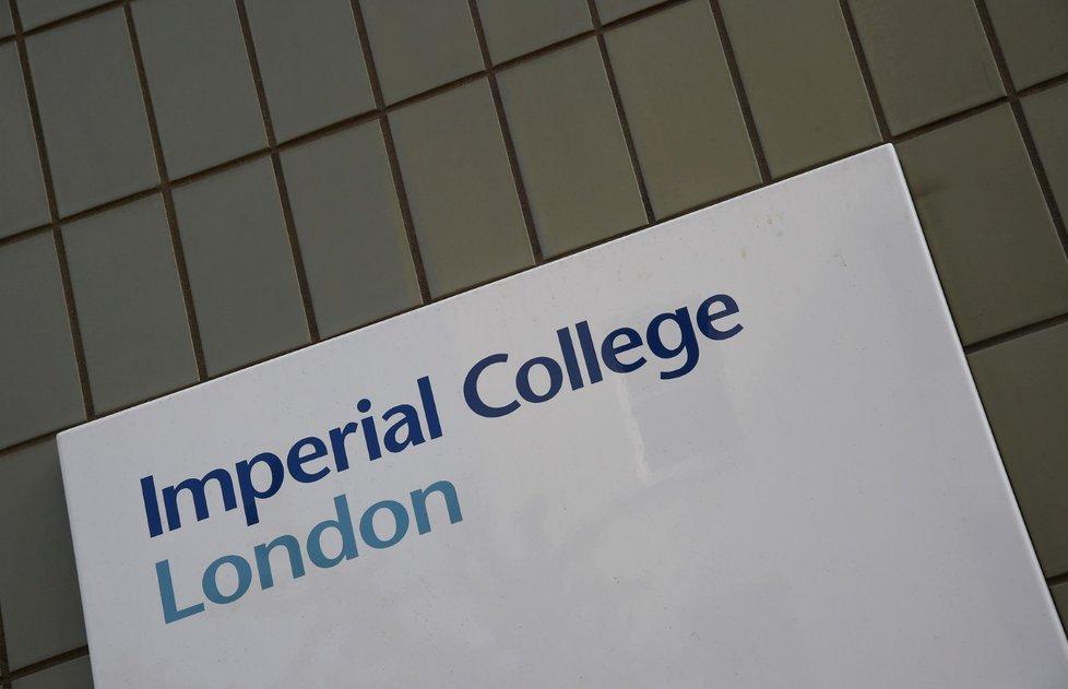 Imperial College neboli Královská univerzita v Londýně