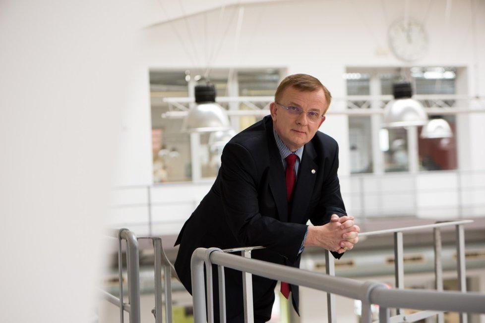JUDr. Vladimír Plášil, prezident Exekutorské komory ČR