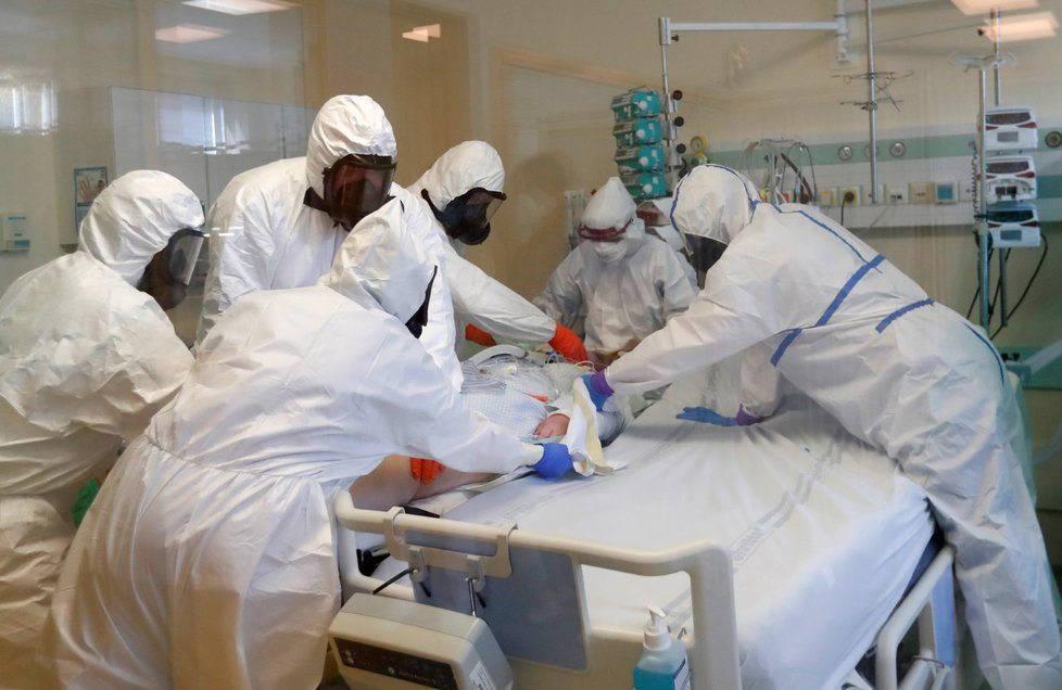 Nemocnice v Kyjově a zápas tamních zdravotníků a pacientů s koronavirem (29. 10. 2020)