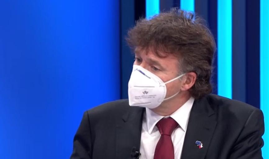 Milan Kubek, předseda České lékařské komory, v pořadu TV Prima Partie (15.11.2020)