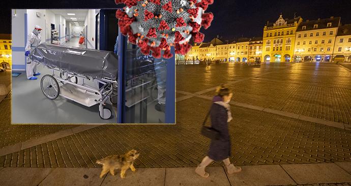 Česko je 7. nejpromořenější zemí na světě, od propuknutí pandemie se nakazilo 470 tisíc Čechů