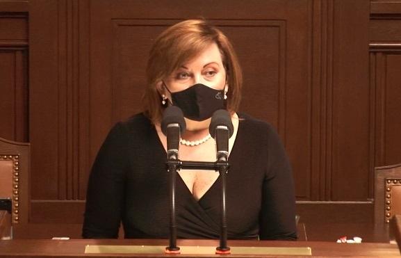 Jednání o daňovém balíčku: Alena Schillerová (za ANO) (19.11.2020)