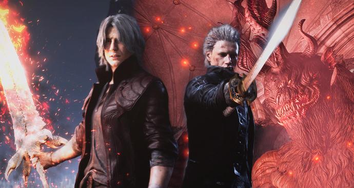 Devil May Cry 5: Special Edition je vylepšená verze nejlepší zběsilé akce.