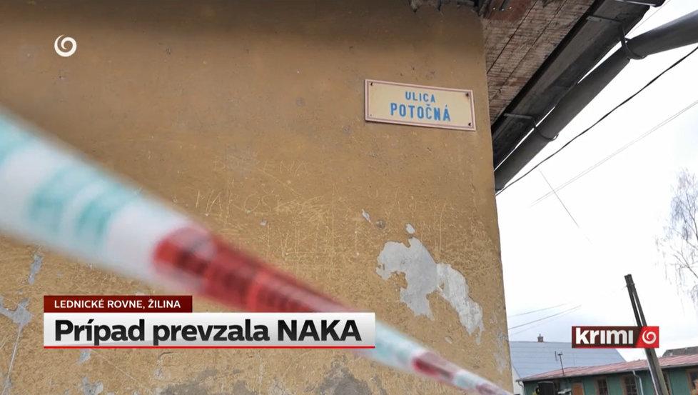 Lukáš měl ve slovenské obci Lednické Rovne zavraždit své rodiče. Pomáhat mu měla malá sestřička.