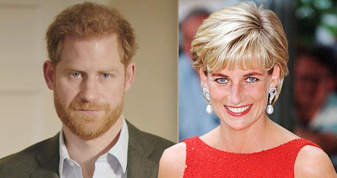 Princ Harry je rád, že se vyšetřuje podezřelý rozhovor s jeho matkou.