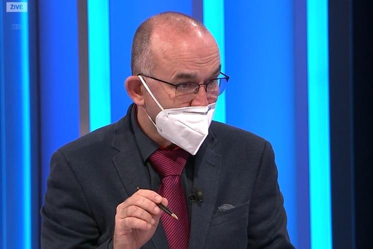Ministr zdravotnictví Jan Blatný (za ANO) v Partii na Primě (22.11.2020)