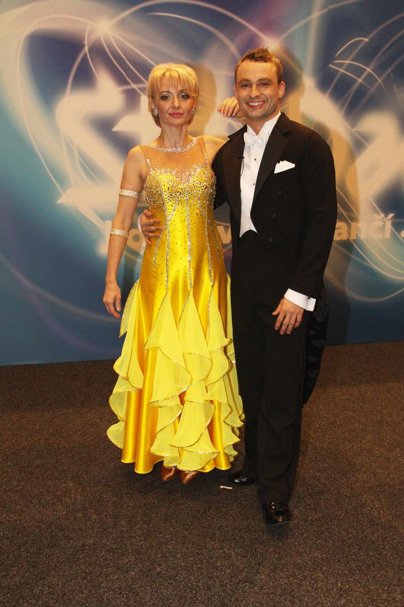 Jako první ze StarDance 4 vypadla Veronika Žilková a Marek Dědík.