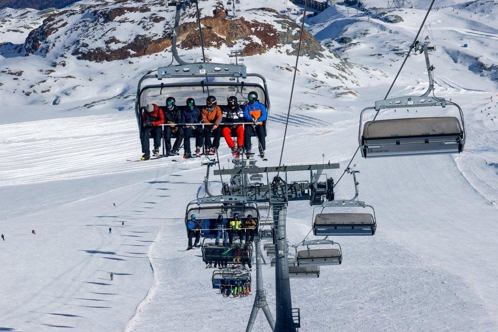 Ve Švýcarsku sezona začala.