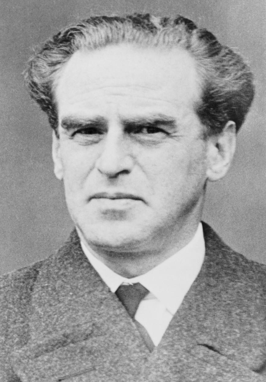 Rudolf Slánský byl popraven v rámci politických procesů počátkem 50. let 20. století.