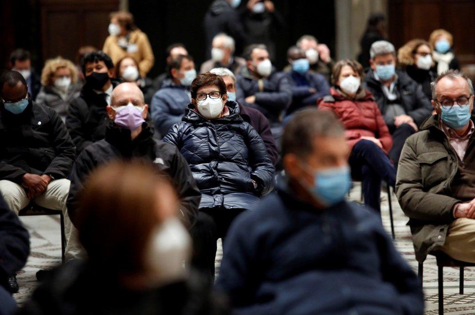 Koronavirus v Itálii (6. 12. 2020)