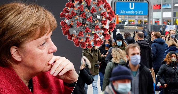 Německo pustí do země neočkované Čechy s testem i bez karantény