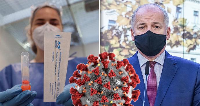 Exministr Prymula odmítl nabídku stát se vládním zmocněncem pro očkování.