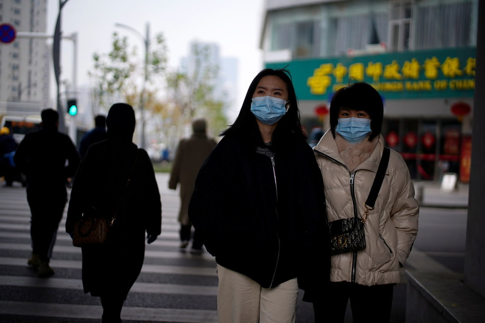 Koronavirus v Čína: Wu-chan rok od počátku pandemie.