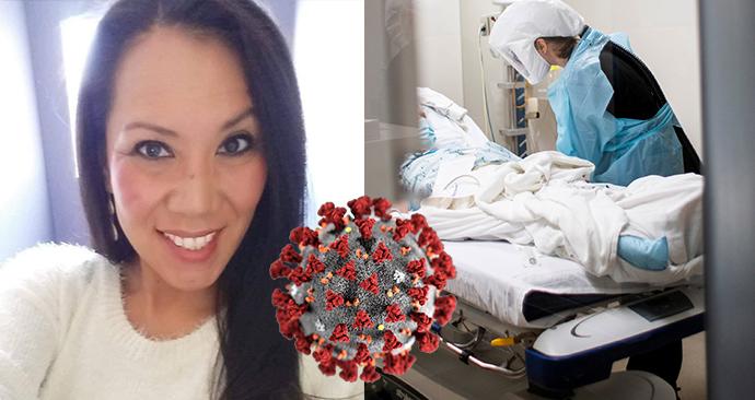 Oblíbená učitelka Philamena Beloneová (†44) z Nového Mexika podlehla koronaviru