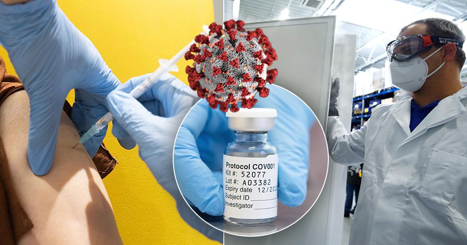 V Česku probíhá očkování na covid-19 - vakcínou od Pfizeru.