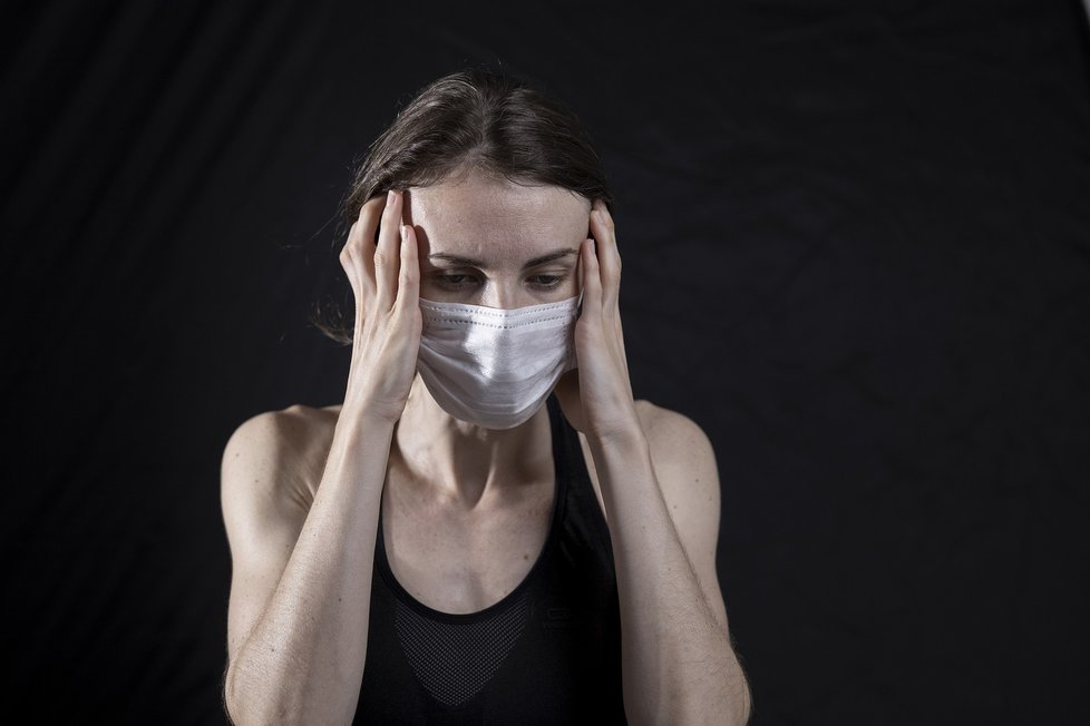 Pandemic leaves bad psychological effects on people (27.12.2020)