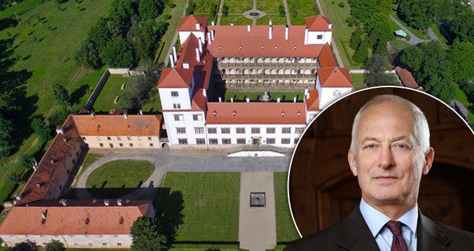 Lichtenštejnové žalují Česko: Kníže chce zpátky Lednici, Valtice i hrad Šternberk