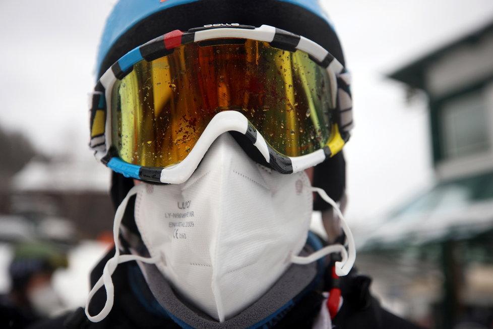 V Rakousku byly otevřeny skiareály 24. prosince 2020