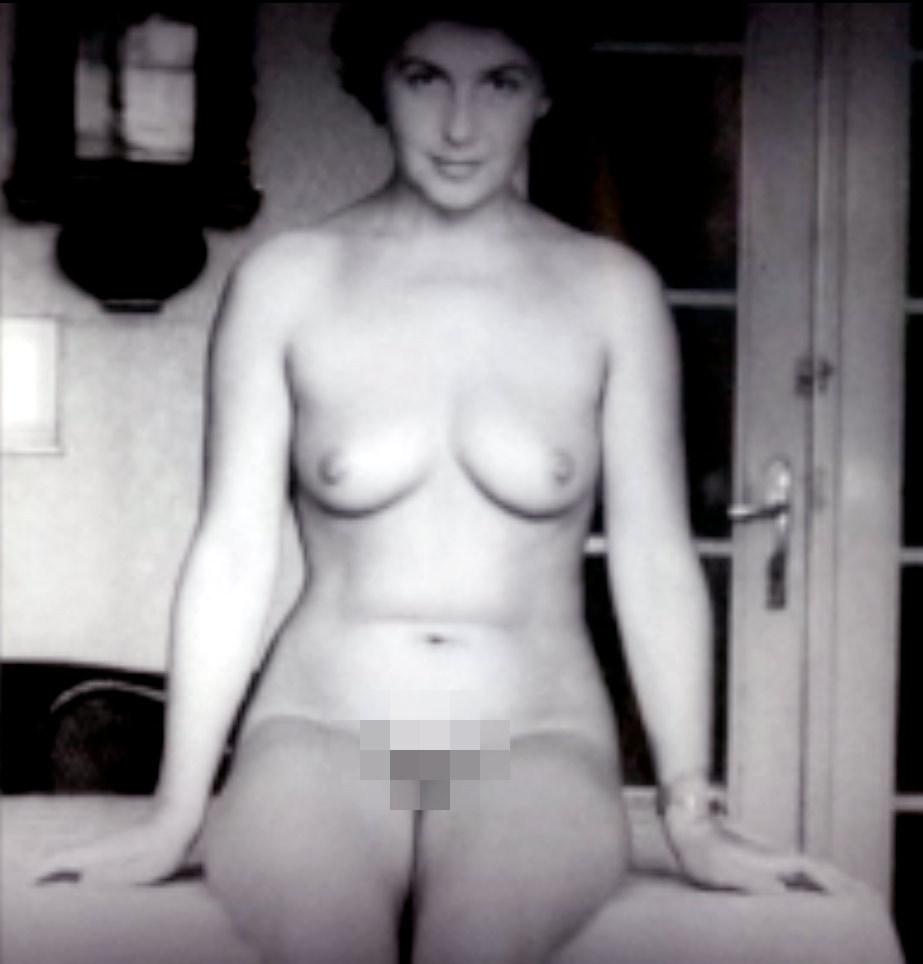 Stella Májová v mládí nafotila akty.