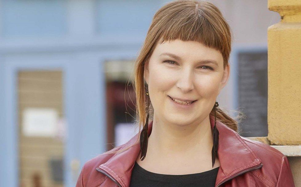 Kreativní producentka Ulice, Silvia Klasová