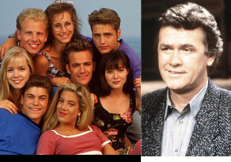 GALERIE: Smrt další hvězdy z Beverly Hills 90210: John Reilly (†84) zemřel  za nejasných příčin!   FOTO 1   Blesk.cz