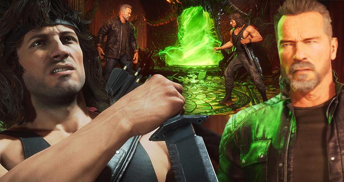 Mortal Kombat 11 Ultimate pro PlayStation 5 je definitivní verzí povedené bojovky.
