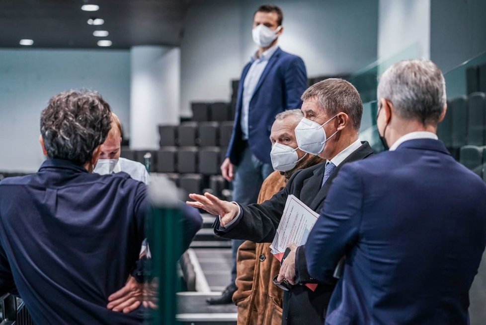 V pražském O2 Univerzu vyroste podle premiéra Andreje Babiše (ANO) očkovací centrum.