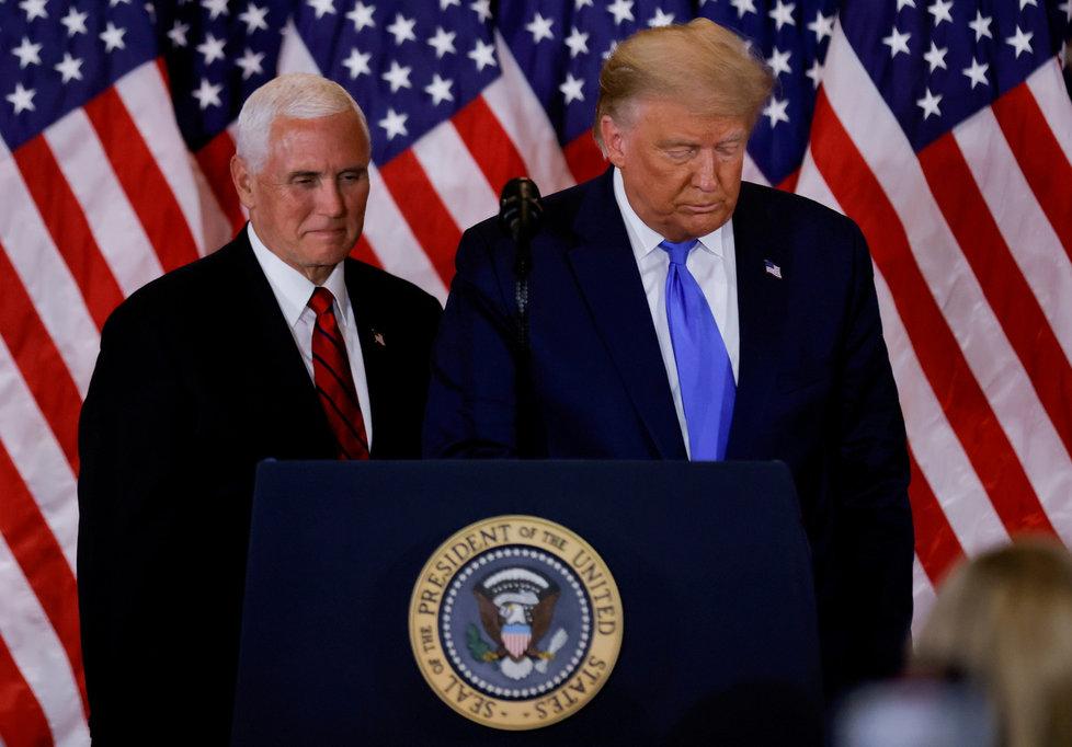 Sněmovna reprezentantů začíná projednávat návrh ústavní žaloby na Trumpa, (13.01.2021).