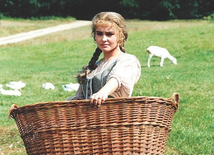 Andrea Černá v Princezně ze mlejna