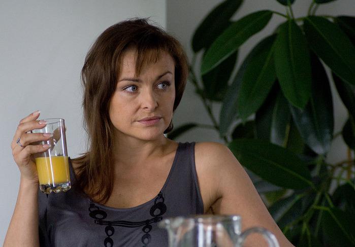 Andrea Černá v televizním filmu Cizí příběh