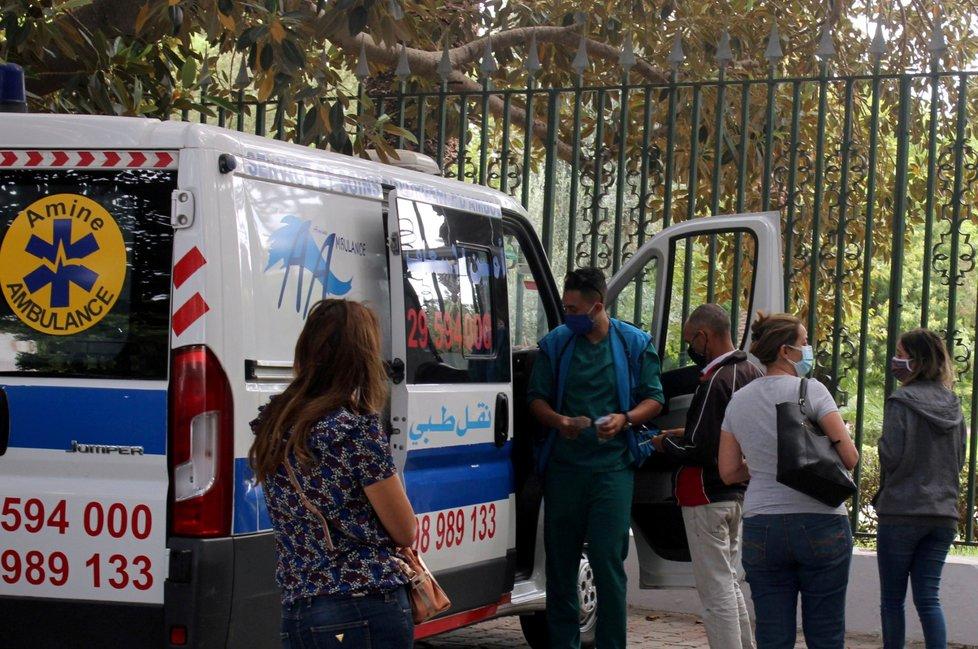 Koronavirus v Tunisku.