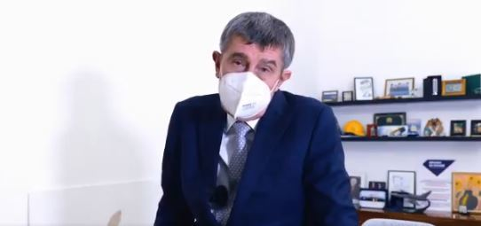 Premiér Andrej Babiš (ANO) o dodávce protilátkových léků do Česka (2.2.2021)